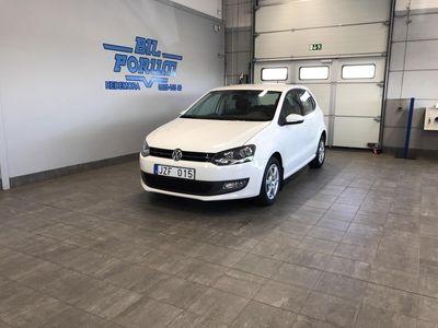 used VW Polo 1.6 TDi/90hk Aut,