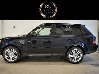 begagnad Land Rover Range Rover Sport 3.0 SDV6 4WD HSE 256hk Taklucka Drag