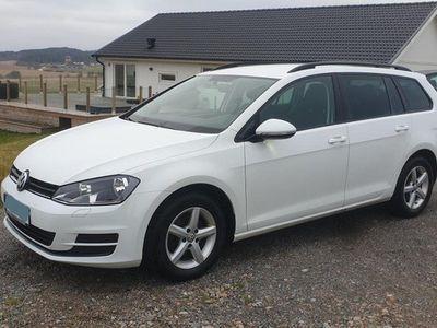 begagnad VW Golf SportsCombi 110 hk
