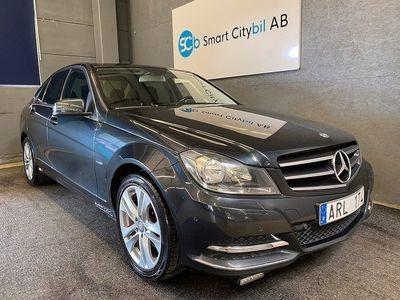 begagnad Mercedes C220 CDI 7G-Tronic Plus 170hk 12 Mån GARANTI,