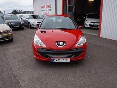begagnad Peugeot 206+ 1.4, Full servad. Bes, 3500 Mil -10