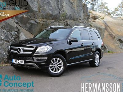 begagnad Mercedes GL350 BLUETEC 4MATIC