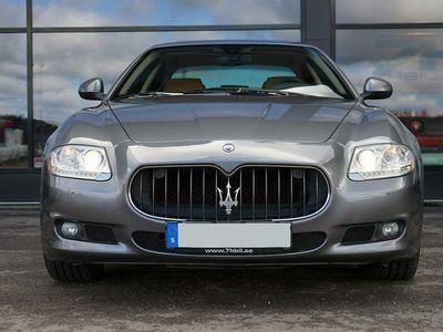 begagnad Maserati Quattroporte 4.2 Automatica / 400 hk /