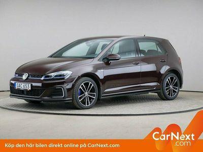 begagnad VW Golf Gte 1.4 Plug-In Hybrid Värmare