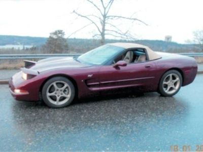 begagnad Chevrolet Corvette Cabriolet 5.7 V8