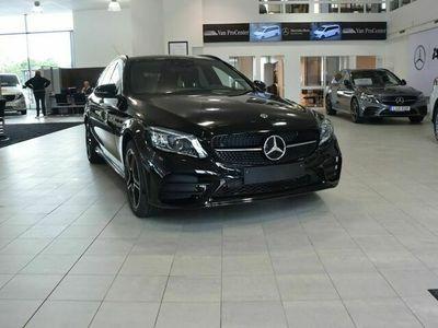 begagnad Mercedes C300 - Benze Kombi AMG Drag