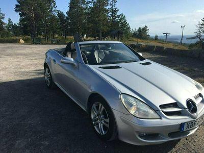 begagnad Mercedes SLK200