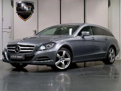 begagnad Mercedes CLS250 Shooting Brake CLS-KlassDRAG VÄRMARE Sv-SÅLD