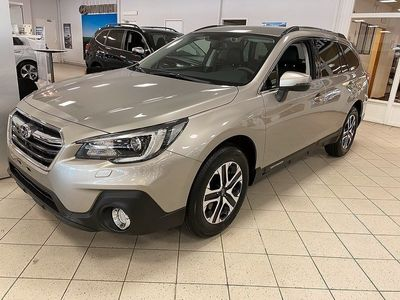 begagnad Subaru Outback 2.5 Active 4WD Lineartronic Euro 6 175hk