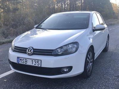 begagnad VW Golf VI 1.6 TDI BlueMotion Technology 5dr (105hk)