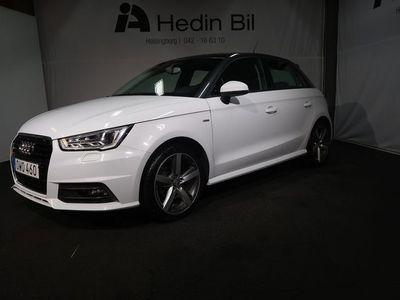 gebraucht Audi A1 1.0 TFSI 95hk S-LINE