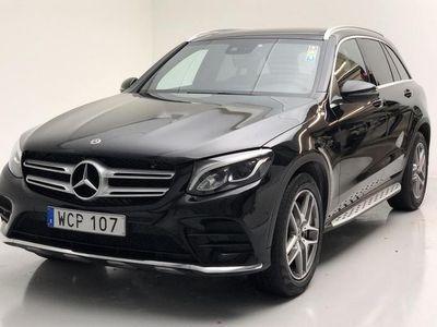 begagnad Mercedes GLC250 d 4MATIC X253