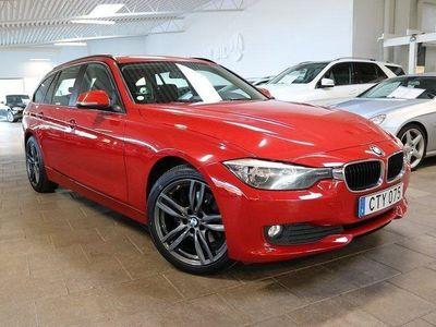begagnad BMW 320 d Touring 184hk Drag 18