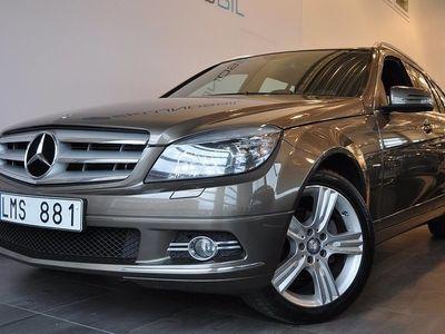 begagnad Mercedes C200 CDI Kombi Sv-såld Aut Drag S204 (136hk)