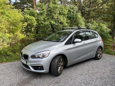 begagnad BMW 218 i Active Advantage
