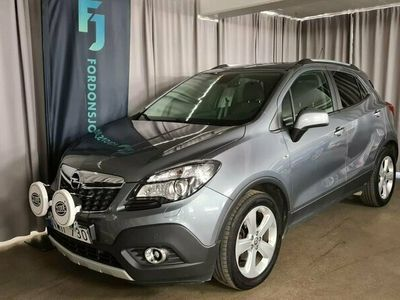 begagnad Opel Mokka 1.7 CDTI ecoFLEX 4x4 Drag Motorvärmare 130hk