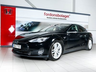 begagnad Tesla Model S 85 Leasbar Svensksåld