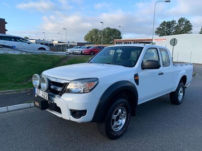 begagnad Ford Ranger Extended 2.5 MZR-CD 4WD 143hk