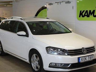 begagnad VW Passat Variant 2.0 TDI Variant 4-Motion Drag