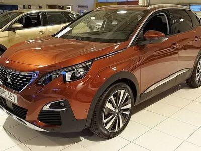 begagnad Peugeot 309 3008 Allure BlueHDi jöbil 2017, Halvkombi400 kr