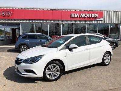begagnad Opel Astra Enjoy 1.0T 105hk/Vinterhjul/Nyservad