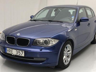 begagnad BMW 120 i 5-dörrars 5dr, E87 (170hk)