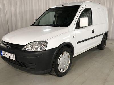 used Opel Combo 1.6 CNG Skåp (97hk)