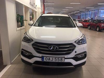 brugt Hyundai Santa Fe 2.2 CRDi 4WD Premium200hk