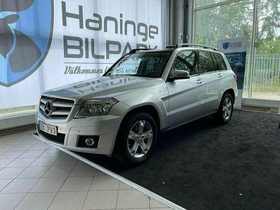 begagnad Mercedes GLK220 CDI SKINN / DRAG / PANORAMA 170hk