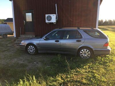 begagnad Saab 9-5 se kombi 2.0t