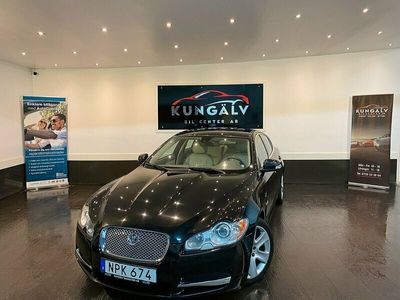 begagnad Jaguar XF 2.7L D PR LUX