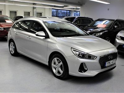 begagnad Hyundai i30 Wagon 1.6 CRDi DCT Euro 6 110hk COMFORT
