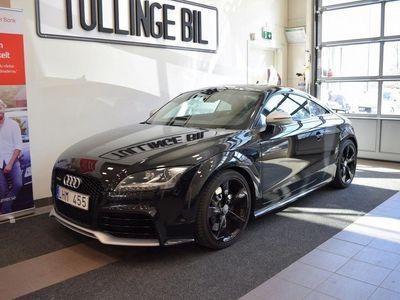 begagnad Audi TT RS Plus 2.5 TFSI 360hk Q Milltek Lågm