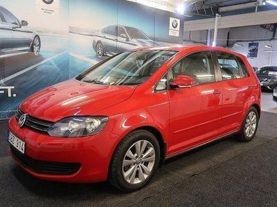 begagnad VW Golf Plus 1.6 TDI Style-Bluemotion-Välvårdad