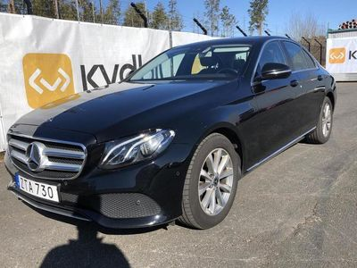 begagnad Mercedes E220 E-Klass4MATIC Sedan W213