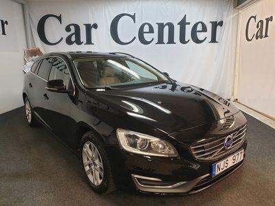 begagnad Volvo V60 D4 / Auto / Summum / Kamrem Bytt -14