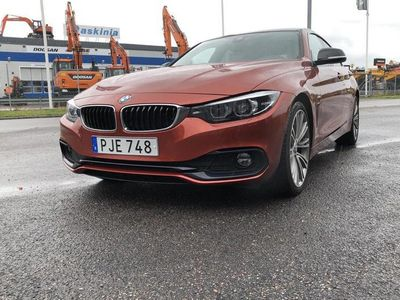 begagnad BMW 420 Gran Coupé 4-serien d xDrive F36