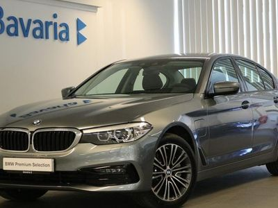 begagnad BMW 530 e xDrive Sedan Sport line Drag Nyp 613 800 2020, Sedan Pris 468 700 kr