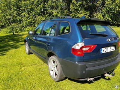 begagnad BMW X3 3.0i Automat 231hk -04