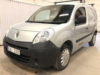 begagnad Renault Kangoo ExpressII 1.5 dCi Skåp 2010, Transportbil 20 000 kr