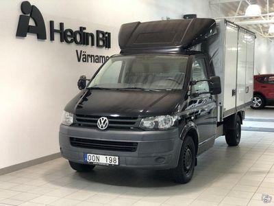 begagnad VW Transporter PICKUP 140HK KAPELL -10