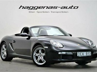begagnad Porsche Boxster / 245hk / BOSE