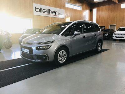 begagnad Citroën Grand C4 Picasso Shine pkt 7-Sits GPS Pano EU6 130hk