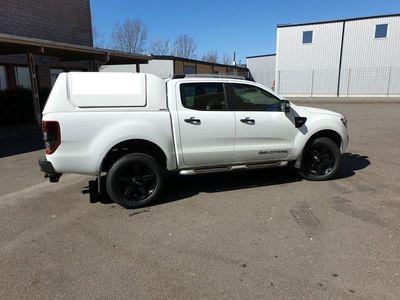 begagnad Ford Ranger Dubbel Cab Wildtrack
