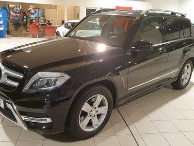 begagnad Mercedes 220 GLK BenzCDi 4MATIC Aut. Drag V-hjul 2014, SUV 205 000 kr