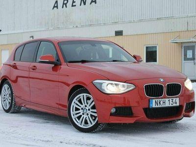 begagnad BMW 118 1K4 D