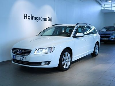 begagnad Volvo V70 D3 150Hk Classic Momentum VOC