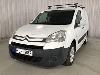 used Citroën Berlingo III 1.6 HDi Skåp (90hk)