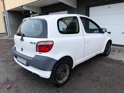 begagnad Toyota Yaris 3-dörrar 1.0