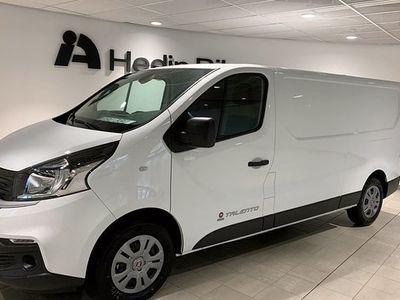 begagnad Fiat Talento L2H1 Värmare Leasebar 2020, Transportbil 293 625 kr